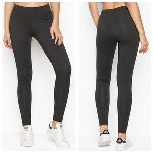 Victoria's Secret | Basic Dark Gray 7/8 Leggings